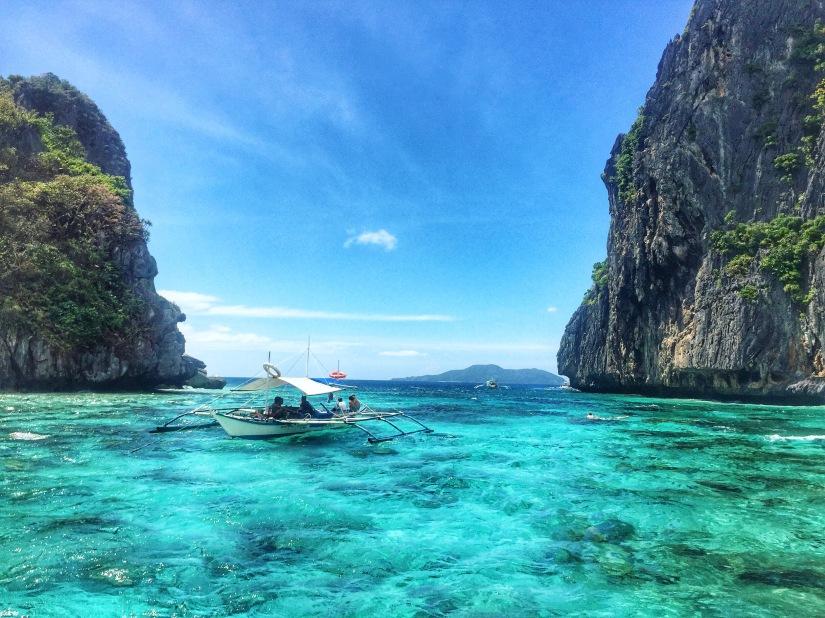 Paradise in Palawana
