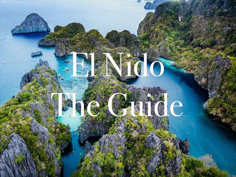 el nido the guide