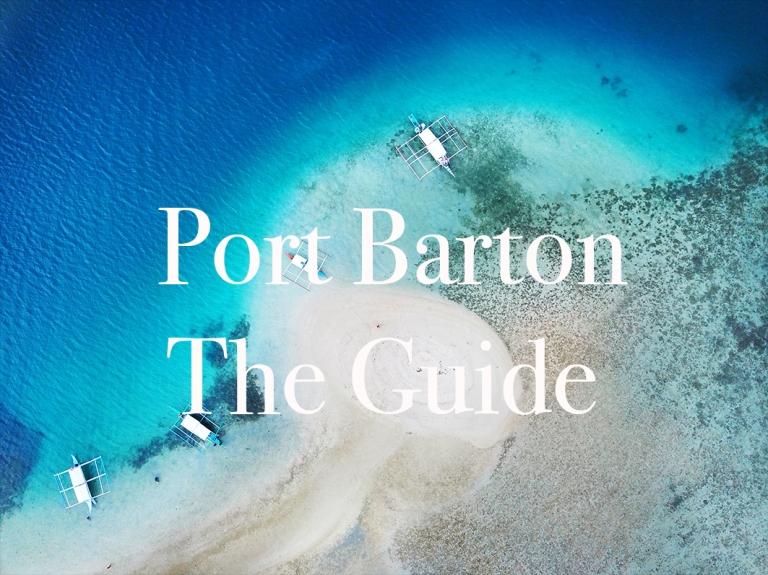 port barton page