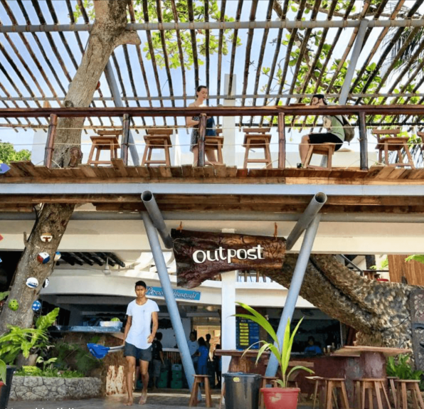 The Outpost Hostel, El Nido, Palawan