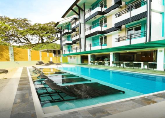 Sea Cocoon Hotel, El Nido, Palawan