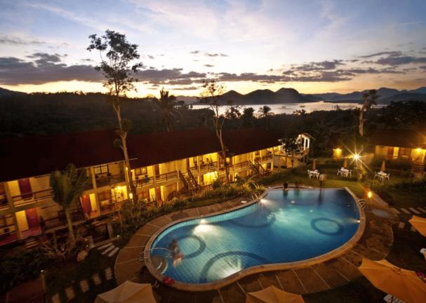 Asia Grand View hotel, Coron, Palawan