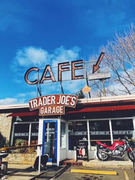 Trader Joe's Garage