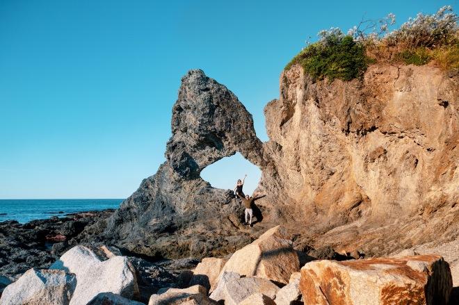 Australia Rock, Narooma Australia - Road trip Our journey