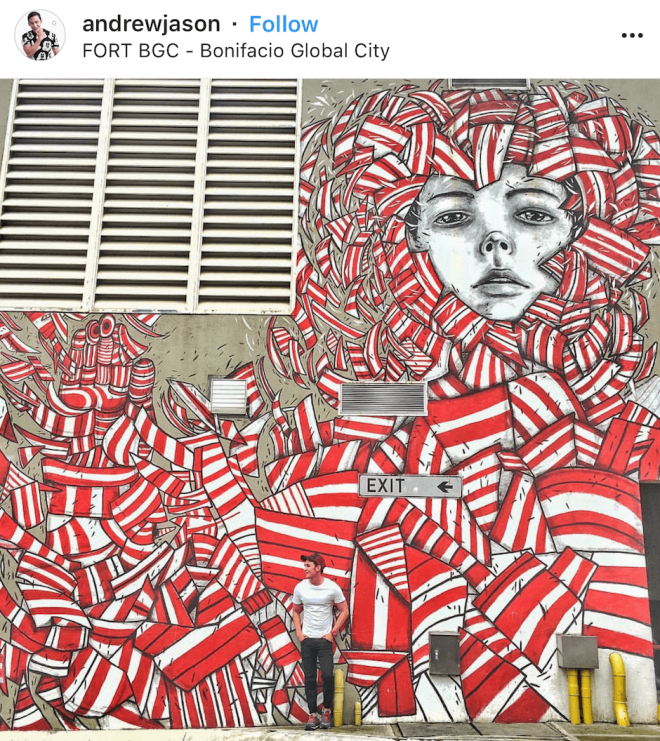 Art BGC (Bonifacio Global City) - The Top 20 Best Instagram Locations in the Philippines!