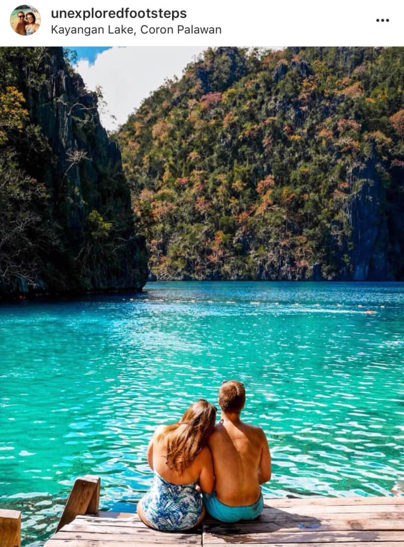 kayangan lake - The Top 20 Best Instagram Locations in the Philippines!