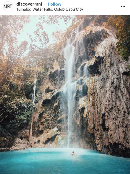 Tumalog Waterfalls- The Top 20 Best Instagram Locations in the Philippines!