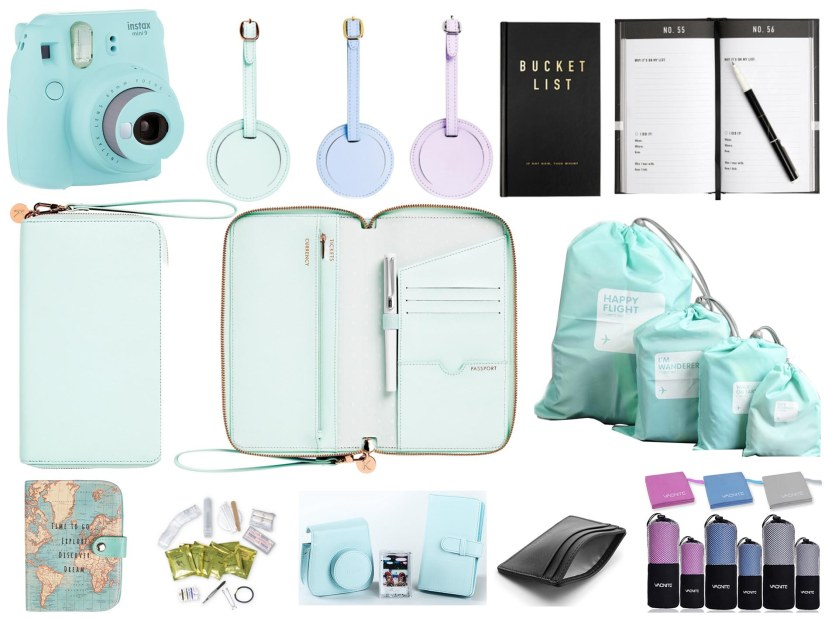 Gifts for Female Travellers