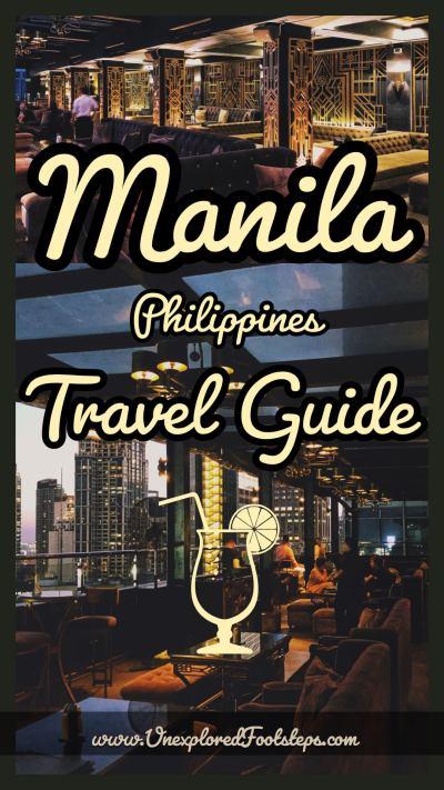 Manila Travel Guide