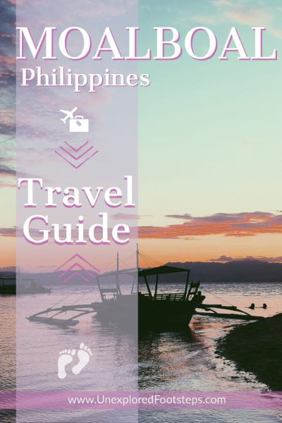 Moalboal Philippines Travel Guide