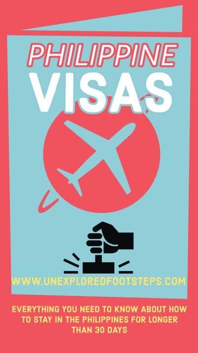Philippine Visa's