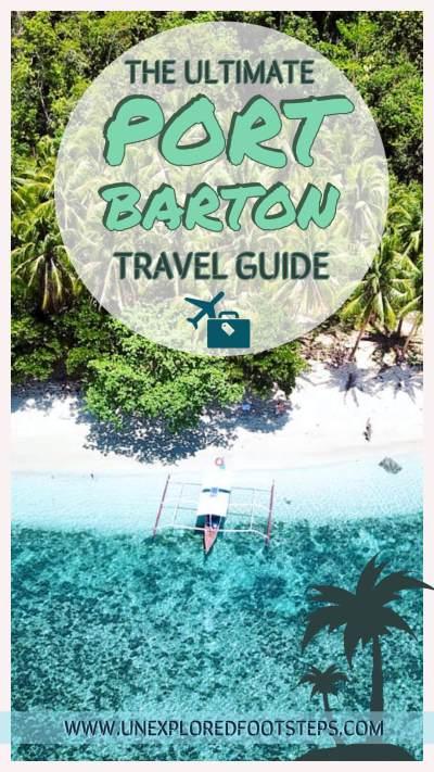 Port Barton Travel Guide