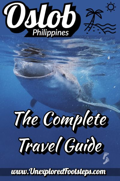 Oslob The Travel Guide
