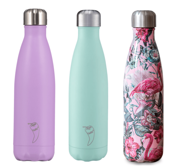 Chilly Bottle - 10 Gift ideas for someone going travelling!