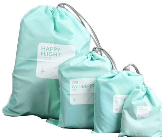 Storage Bags- 10 Gift ideas for someone going travelling!