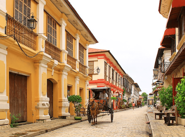 Historic Town of Vigan - 10 Things you didn't know about the Philippines