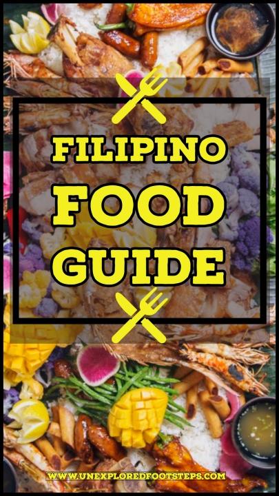 Filipino Food Guide